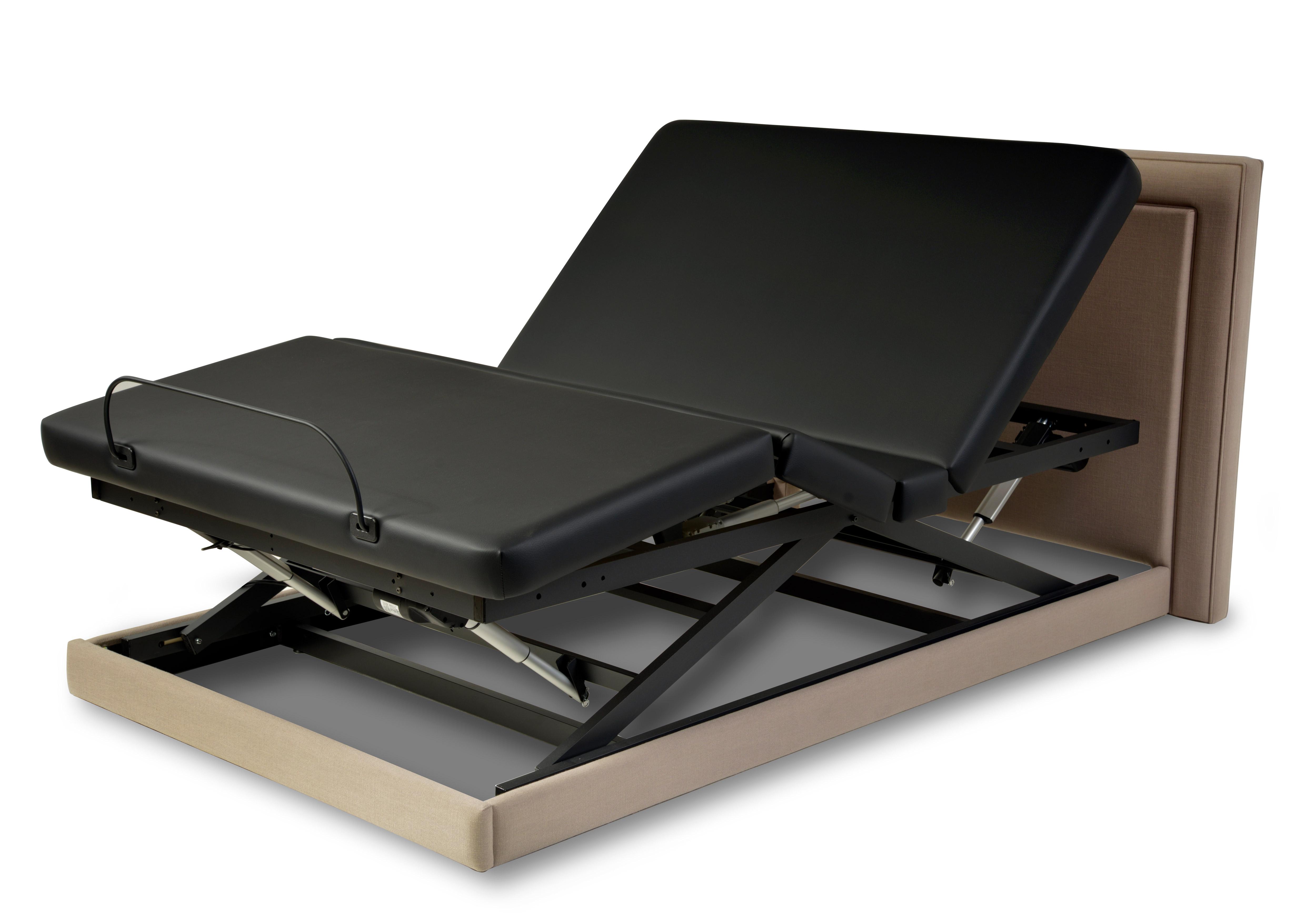 Assured Comfort Hi Low Adjustable Bed Platform Series Upholstered Panel - Articulation