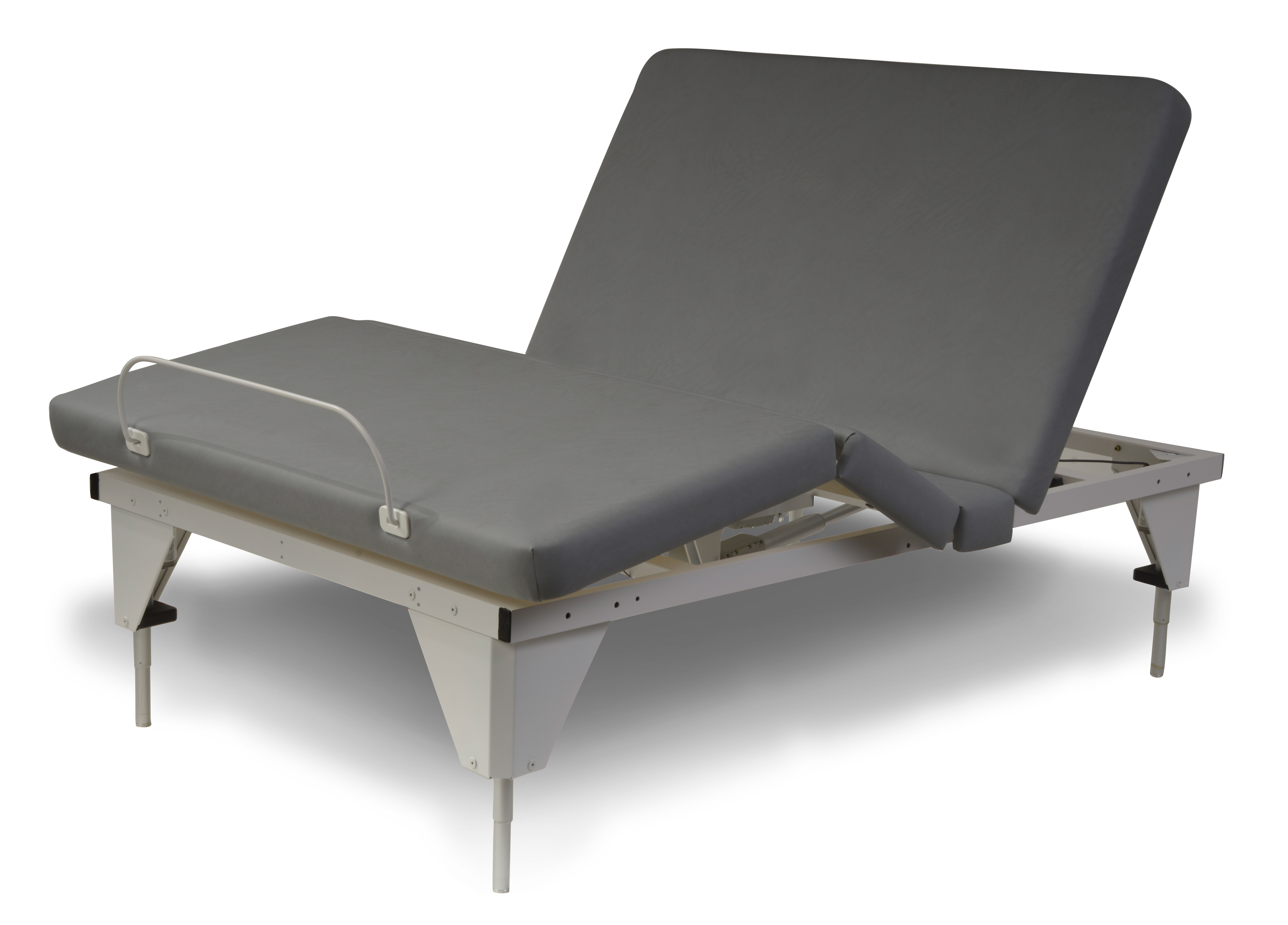 Assured Comfort Hi-Low Adjustable Bed - Signature Queen - Articulation - Foundation only.