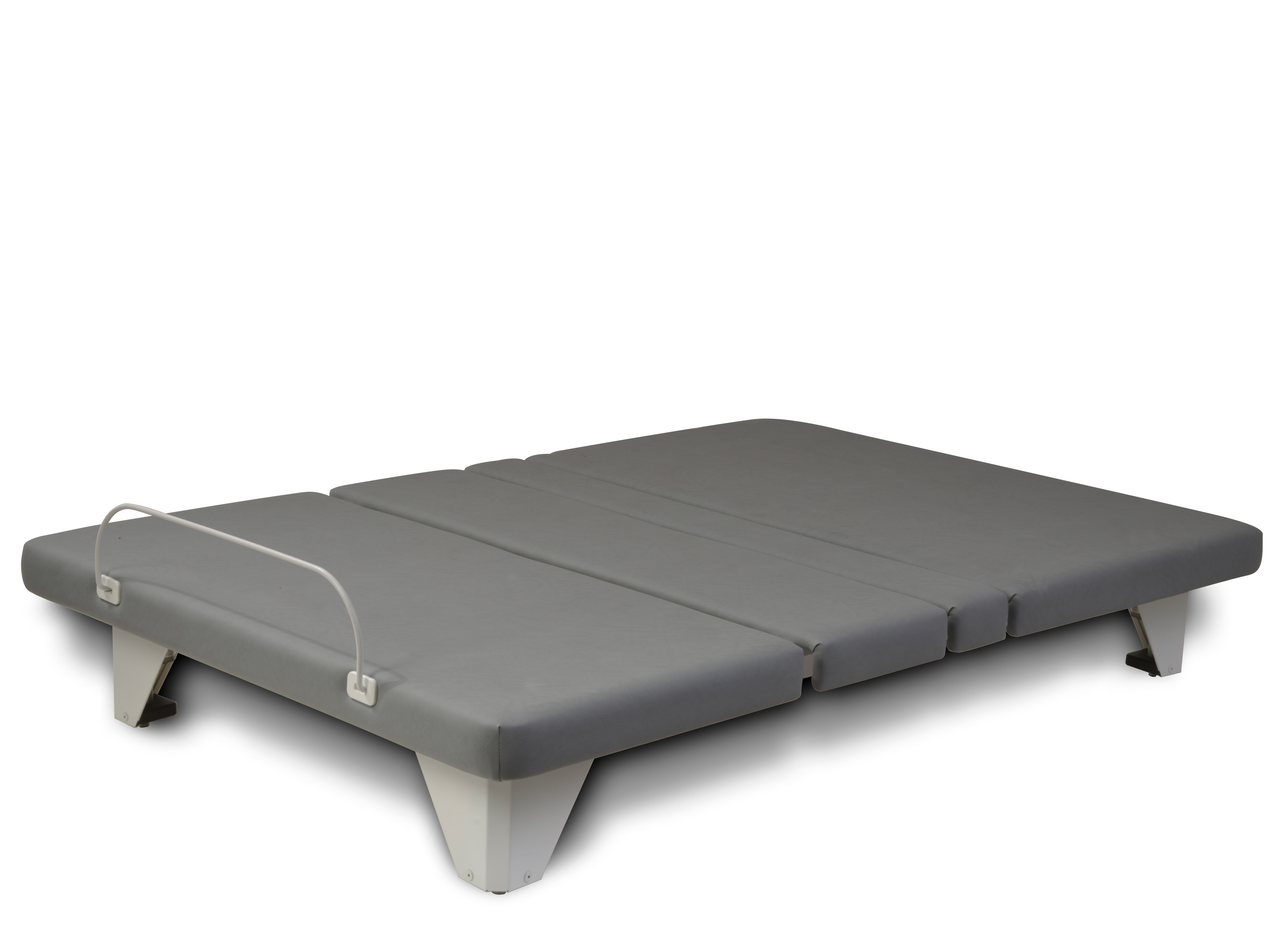 Assured Comfort Hi-Low Adjustable Bed - Signature Queen - Down Position - Foundation only.