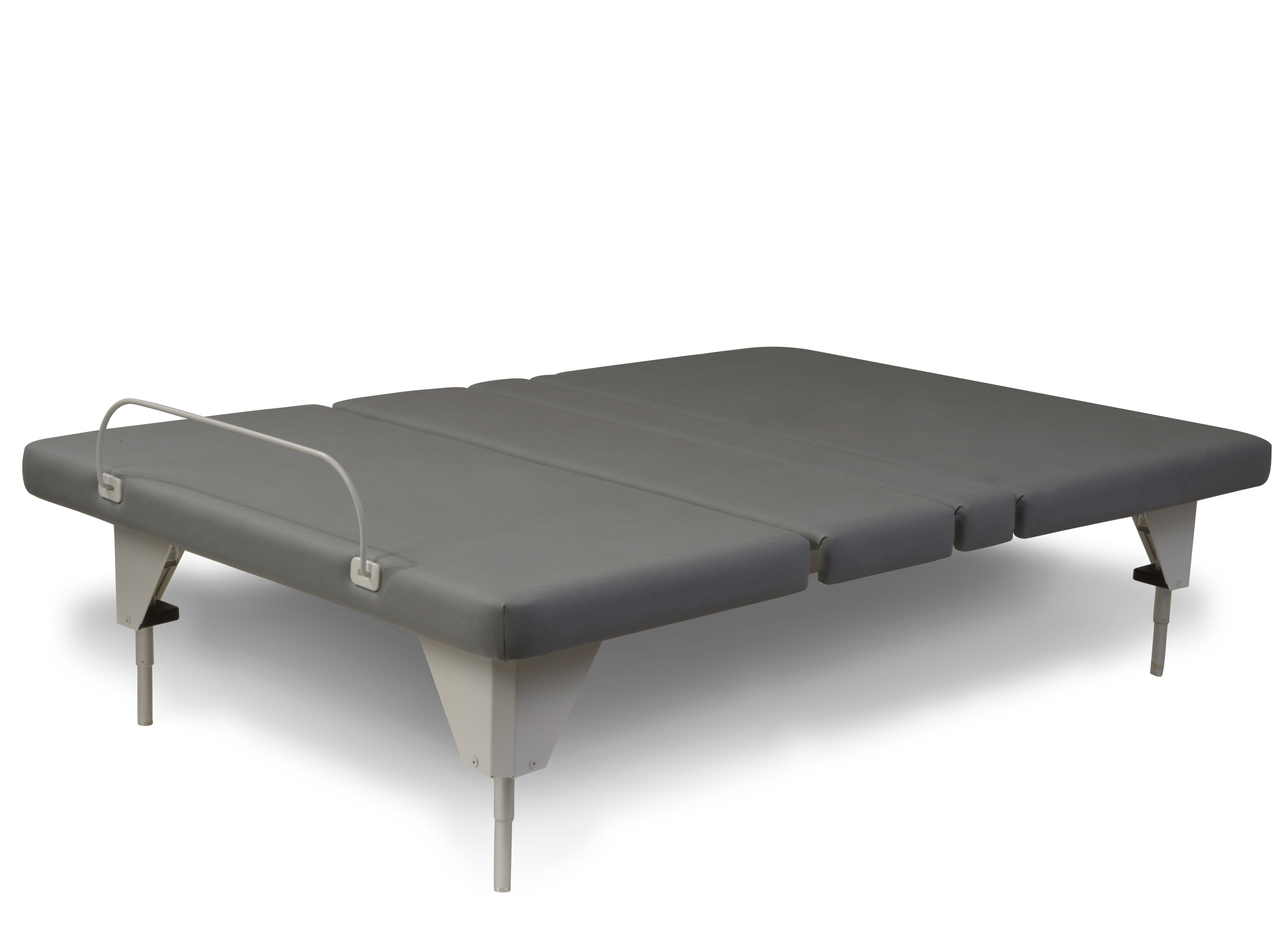 Assured Comfort Hi-Low Adjustable Bed - Signature Queen - Up Position - Foundation only