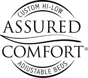 Assured Comfort Hi-Low Adjustable Bed Logo
