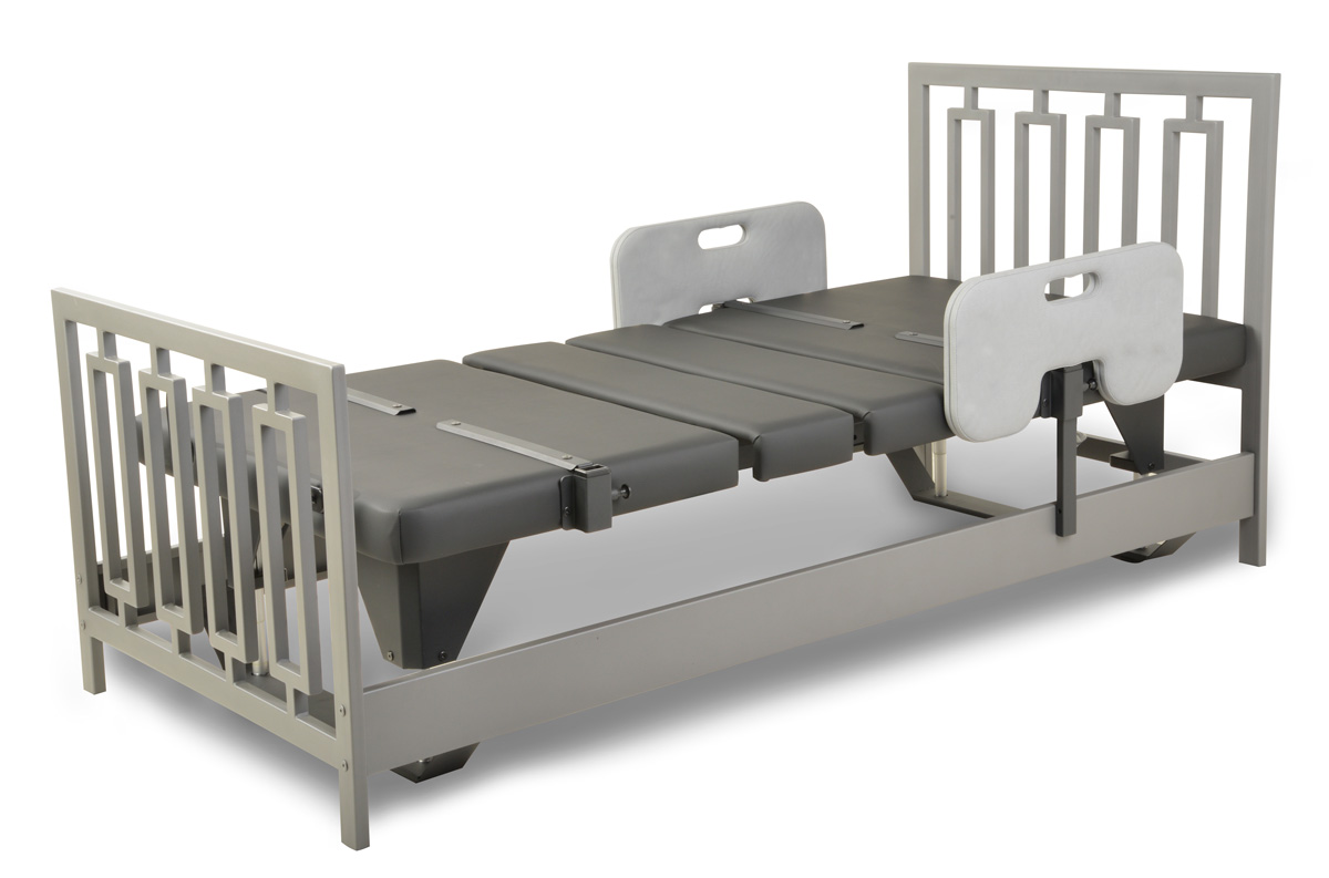 Assured Comfort Hi-Low Adjustable Bed - Signature Series - New Modern - Up Position