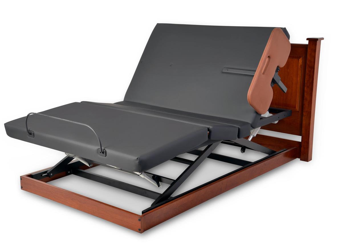 Assured Comfort Hi Low Adjustable Bed Platform Series Raised Panel - Articulation