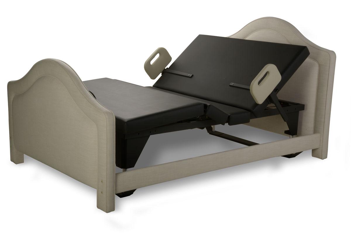 Assured Comfort Hi-Low Adjustable Bed - Signature Series - New Modern - Articulating Position