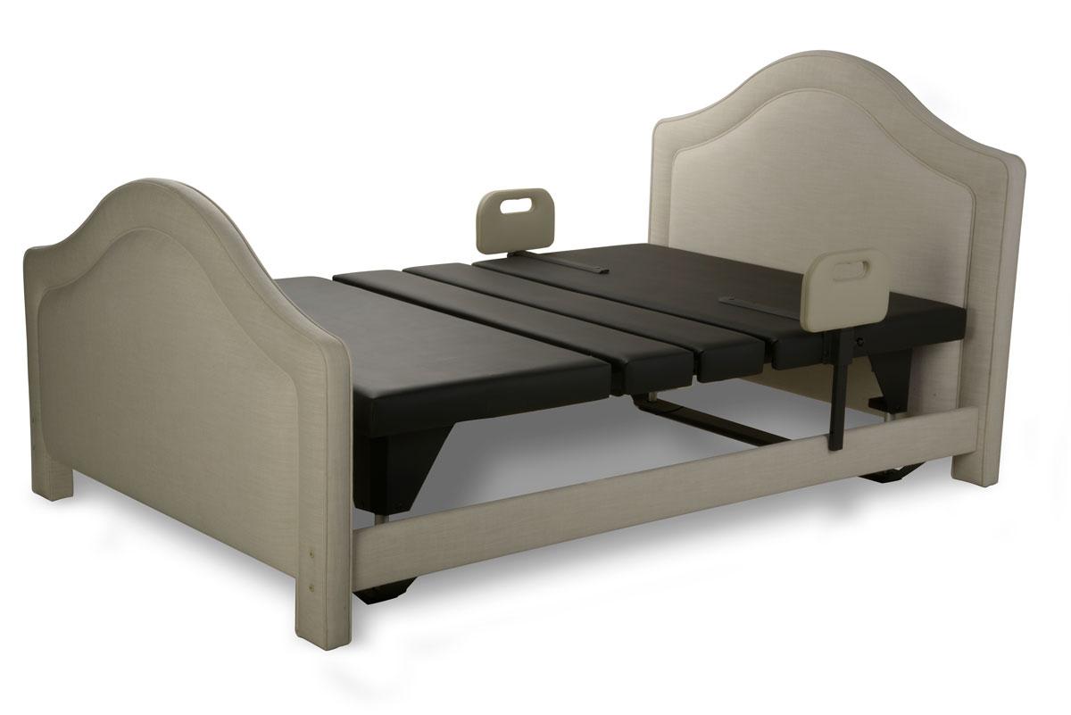 Assured Comfort Hi-Low Adjustable Bed - Signature Series - New Modern - Up Position