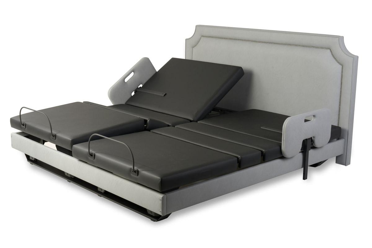 Assured Comfort Hi-Low Adjustable Bed - Signature Series - Split King